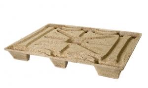 Palets de fibra de madera
