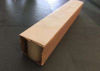 Patines de cartón
