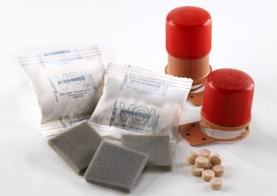 VCI -Anticorrosión papel y plástico